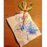 Persoonlijk inpakpapier 2 I Creatief Lifestyle blog Badschuim
