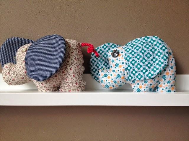 Kraamkado zelf maken naaien