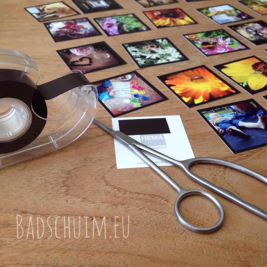 Fotomagneten zelf maken