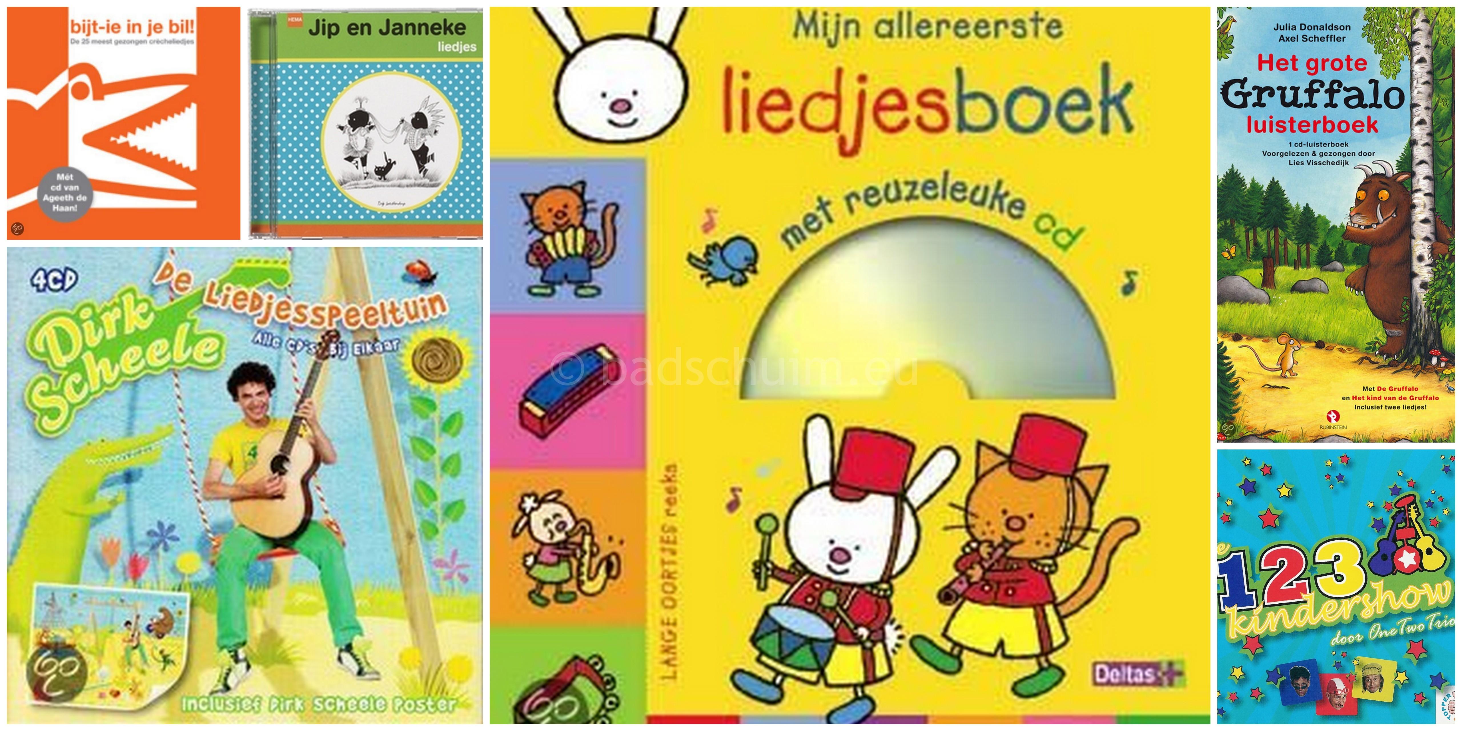 Kinderliedjes I Creatief lifestyle blog Badschuim