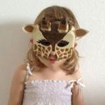 Carnaval maskers kinderen