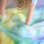 Badschuim maken met kleuren I Creatief Lifestyle blog Badschuim