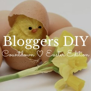Bloggers DIY Countdown