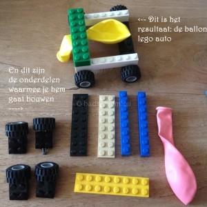 ballonauto van lego_de onderdelen om hem te maken_DIY door het creatieve lifestyle blog Badschuim.eu