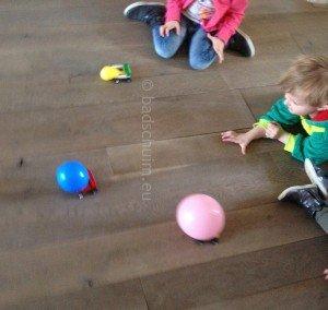 ballonauto van lego_de race_DIY door het creatieve lifestyle blog Badschuim.eu