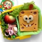 Broodtrommel ideeen spongebob