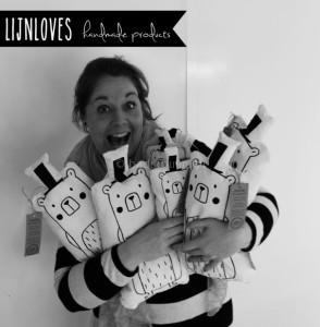 Marjolein Sluyer van Lijnloves_winactie_creatief lifestyle blog badschuim.eu