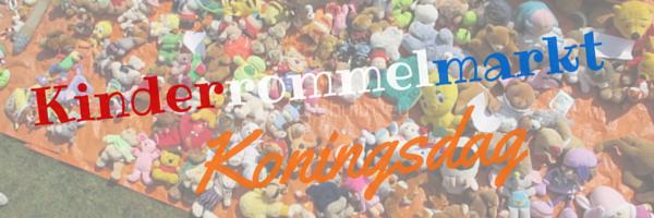 Kinderrommelmarkt Koningsdag I Creatief Lifestyleblog Badschuim