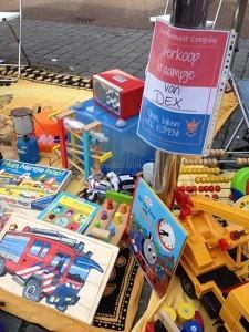 Kinderrommelmarkt koningsdag