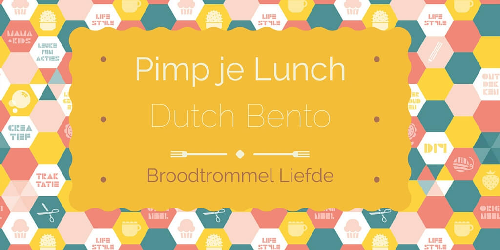 Badschuim - Mama & Kids lifestyle blog - pimp je lunch