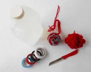 Balletjesvanger maken stap 1 I DIY door Piece-of-Make samenwerking blog Badschuim