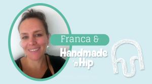 Handmade hip & Franca - coole kids shirts I 00 I Review by creatief lifestyle blog Badschuim
