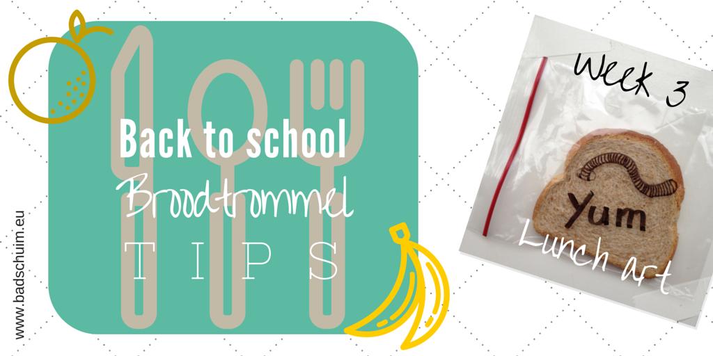 broodtrommel tips wk 3 - lunch art I gemaakt door het creatief lifestyle blog Badschuim