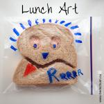 Broodtrommel tips wk 3 - Lunch Art 01 I gemaakt door het creatief lifestyle blog Badschuim