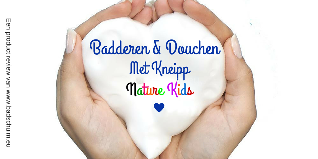 Kneipp Nature Kids een product review door creatief lifestyle blog Badschuim
