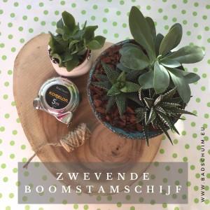 zwevende boomstam schijf I dit heb je nodig I gemaakt door het creatief lifestyle blog Badschuim