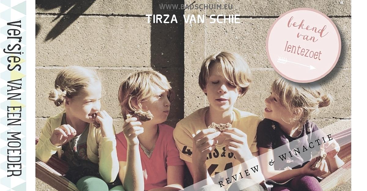 Boek-Versjes-van-mijn-moeder-Tirza-van-Schie-I boek review door creatief life