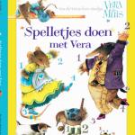 spelletjes doen met Vera_voorzijde boek
