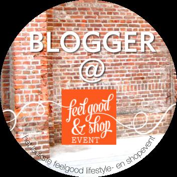 Blogger @ feel good shop event 2016