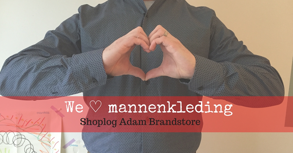 mannen kleding online shoppen