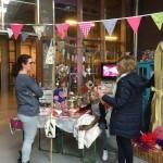 Kim Lindemand van In je nopjes - op het feel good shop event