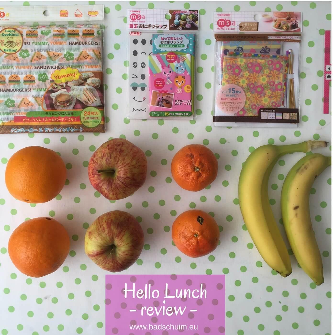 Webshop HelloLunch maakte onze broodtrommel tot een feestje met hun super leuke spulletjes. Van prikkers, uitsteekvormpjes, baranvellen tot broodtrommels. Lees en bekijk onze review.