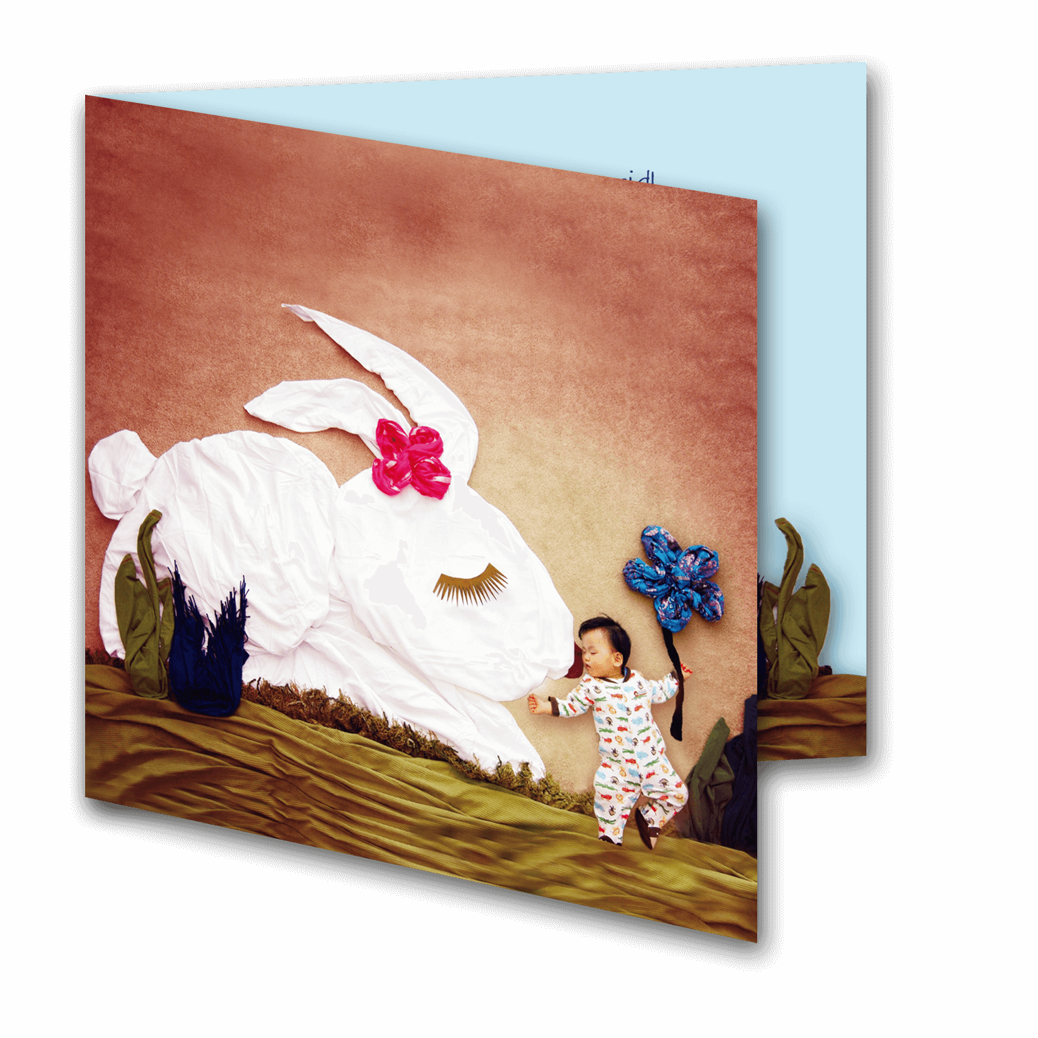 Geboortepost_collectie baby in wonderland_konijn