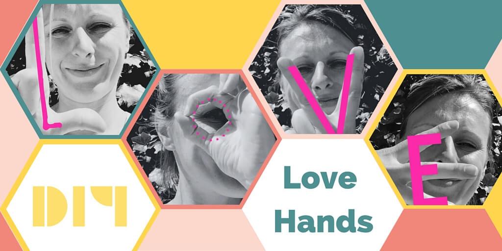 Stuur eens een origineel moederdag kaartje met Love hands. Je maakt hem heel eenvoudig zelf en hij is zo ontzettend persoonlijk en lief. Die wil iedereen wel op zijn deurmat krijgen!