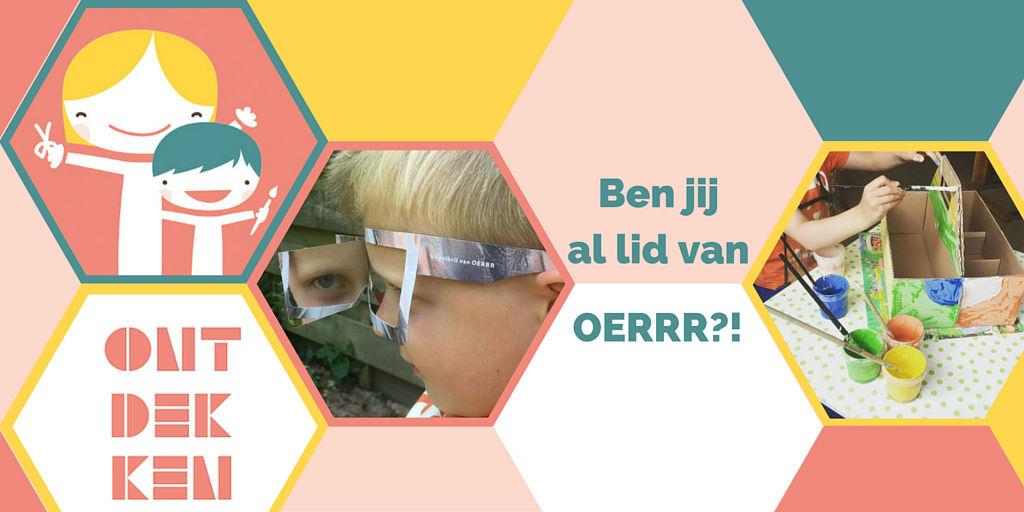 Ben jij al lid van OERRR