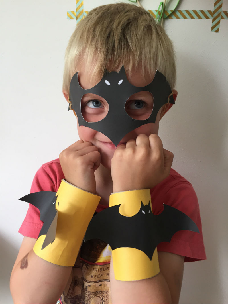Batman DIY 05