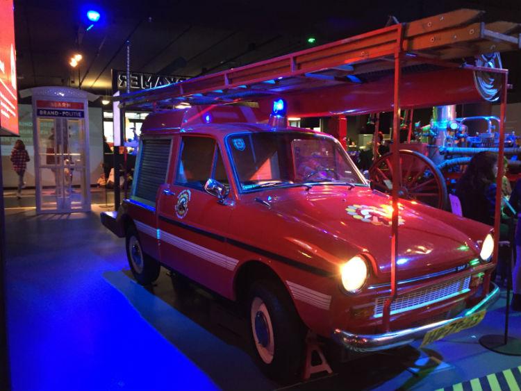 Dagje PIT Veiligheidsmuseum - stap in de wereld van politie, brandweer of ambulance