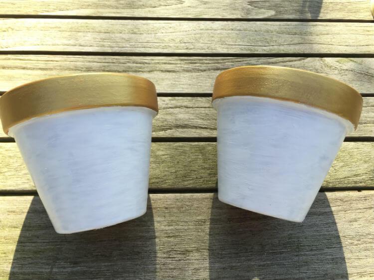 Terracotta bloempotjes verven - pimp je bloempot DIY_09