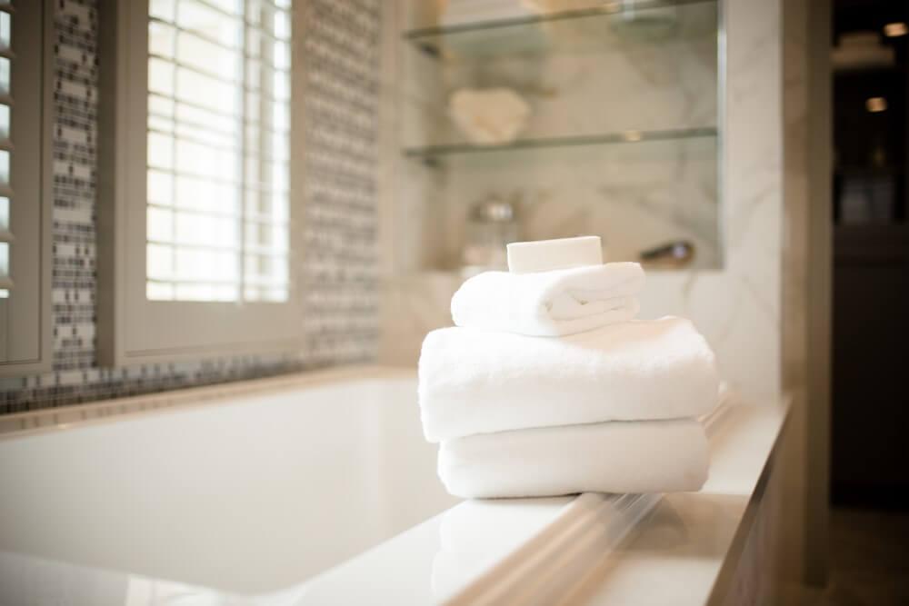Luxe in badkamer