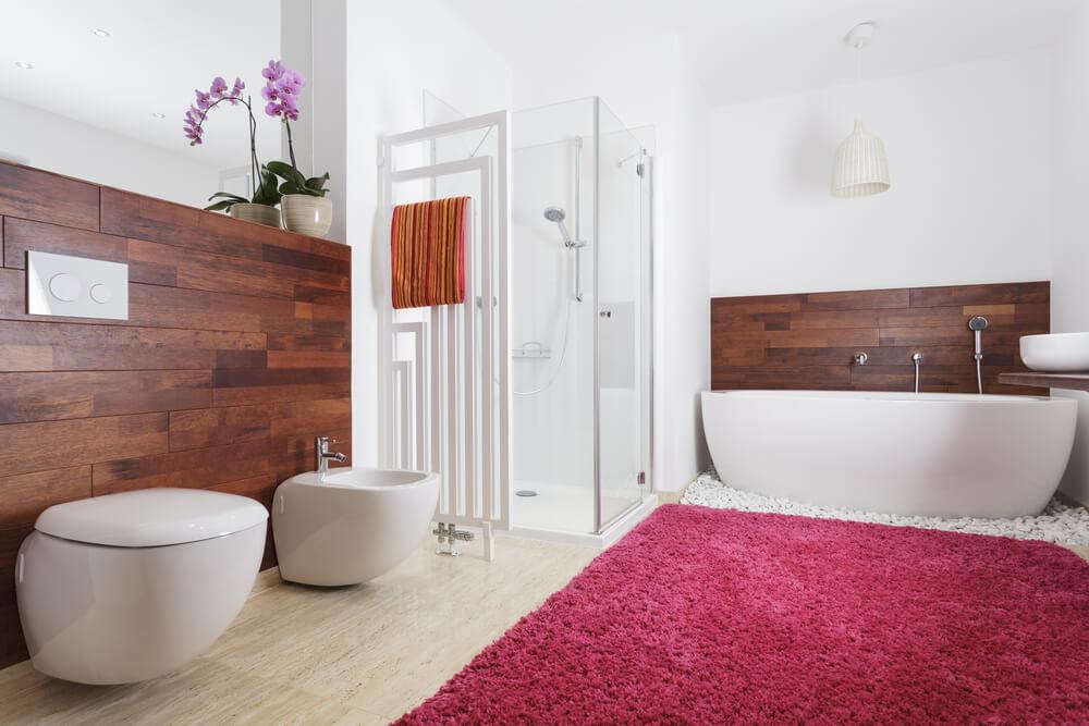 Room divider radiator