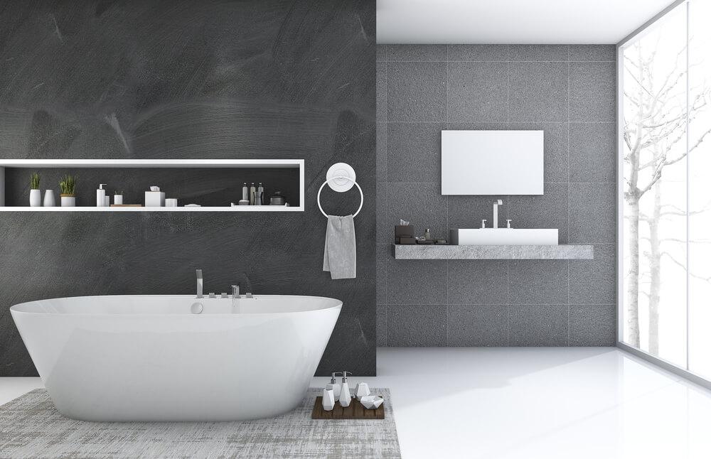 Tips voor een moderne badkamer u badschuim