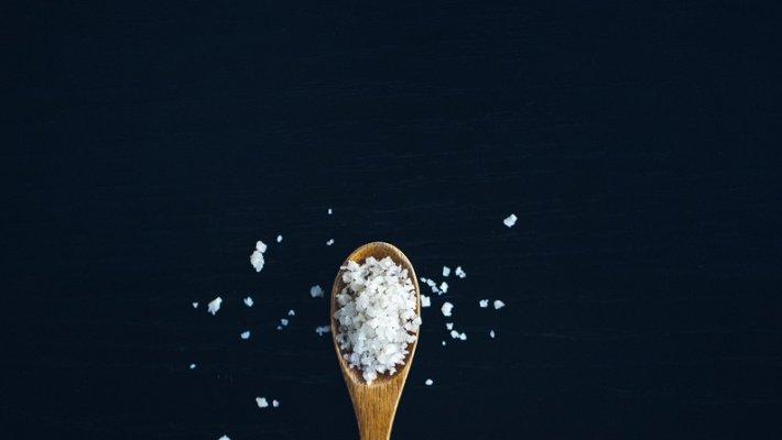 Koken met minder zout