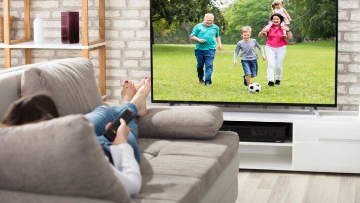Kijkafstand tv