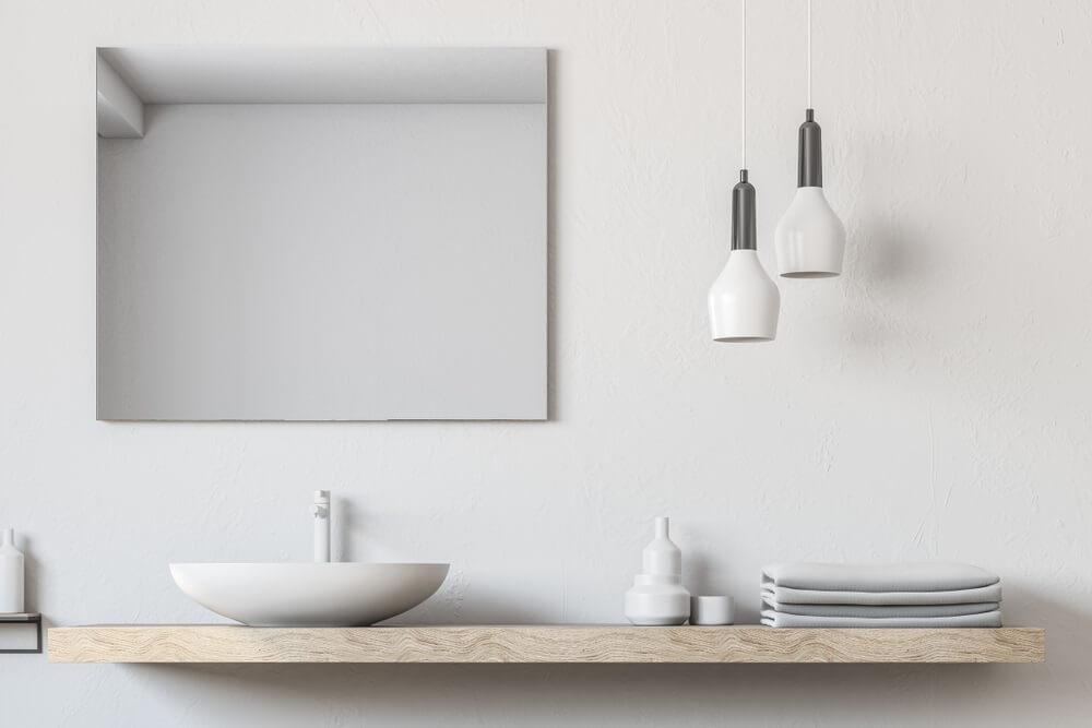 Deze hightech spiegels geven je badkamer een upgrade