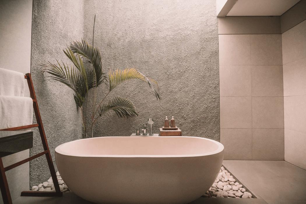 Zo richt je een design badkamer in