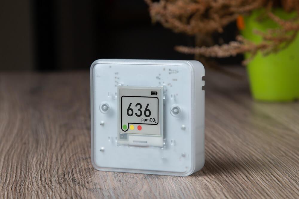 De voordelen van een CO2 sensor