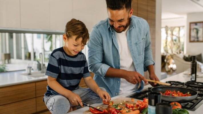 Koken en bakken met kinderen wat kun je samen maken